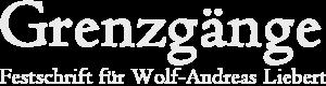 Grenzgänge Logo